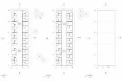Multifunctional Building Floorplan