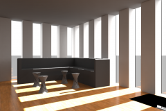 Small Office Render