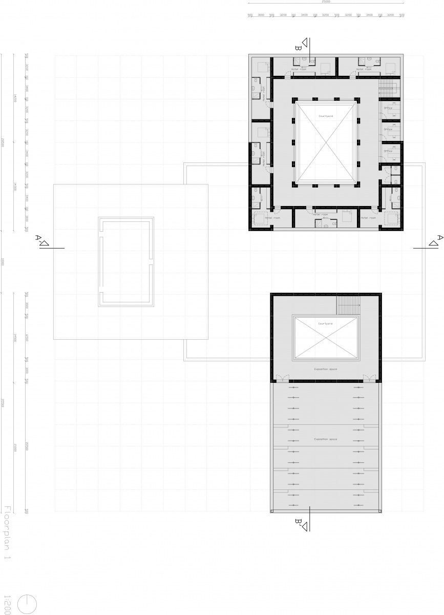TU/e Recharged Floorplan